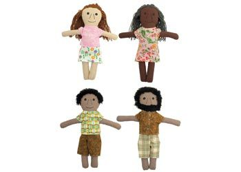 Yarning Dolls