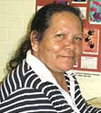 Verna Newchurch - Aboriginal Support Worker