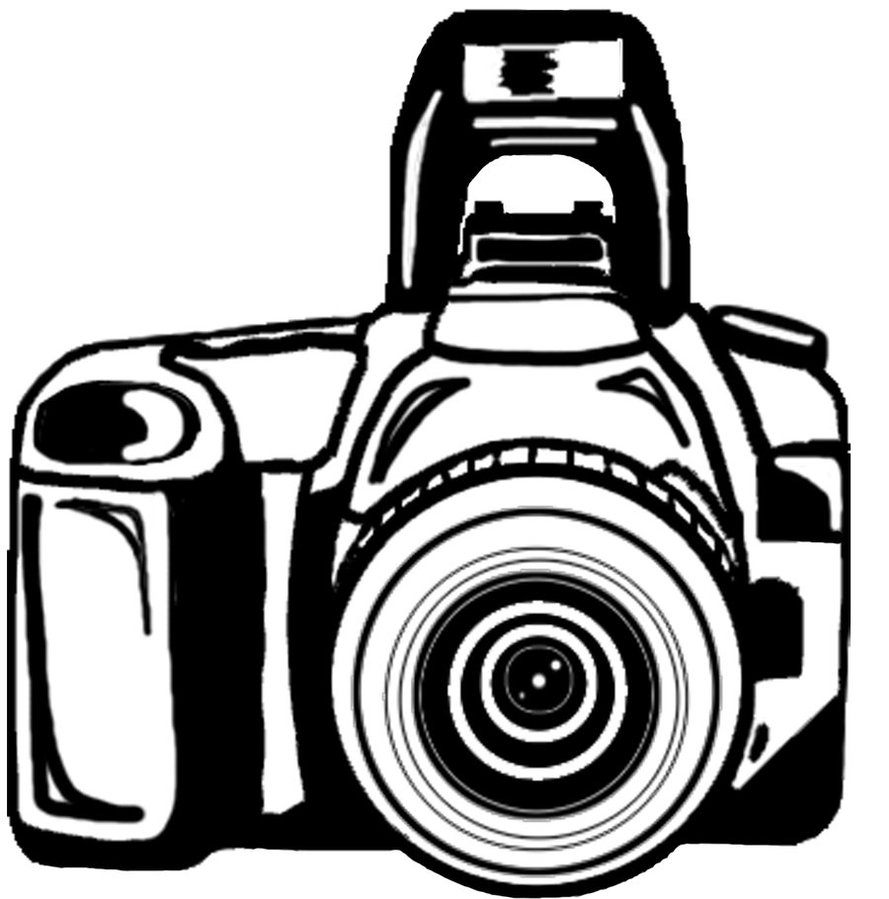 camera clipart by sammyschoso-d4p6k2l